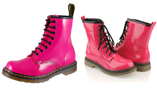 Dr. Marten x Pendelton Boots in the Gold Coast