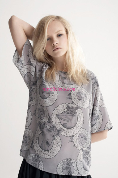 Emma Cook for Topshop Spring 2009 Apparel Collection