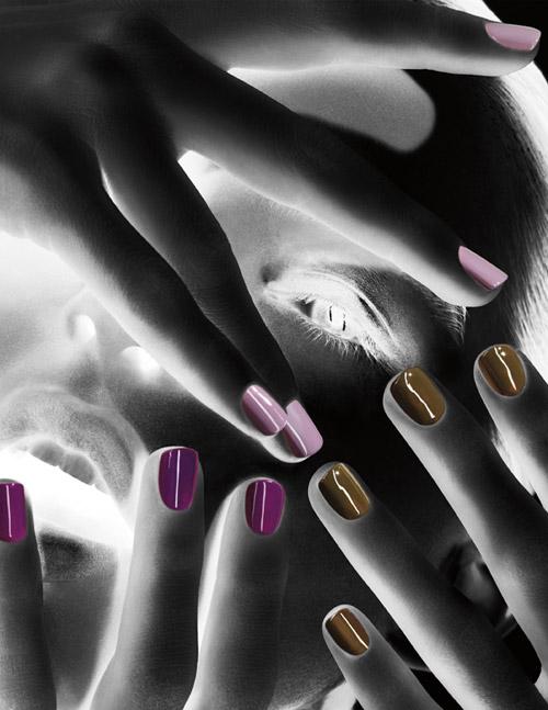 MAC Nail Trend F/W '09 by Jin Soon Choi