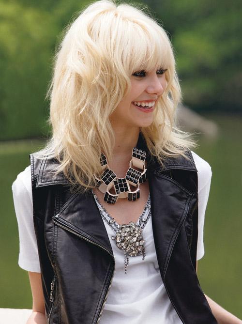 Gossip Girl Taylor Momsen Covers Teen Vogue September ...