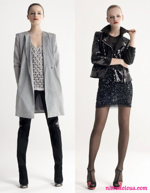 """Topshop Fall 2009 """"Manhattan Cocktail"""" Collection"""
