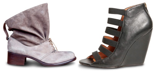 Elizabeth and James Fall 2009 Footwear Collection