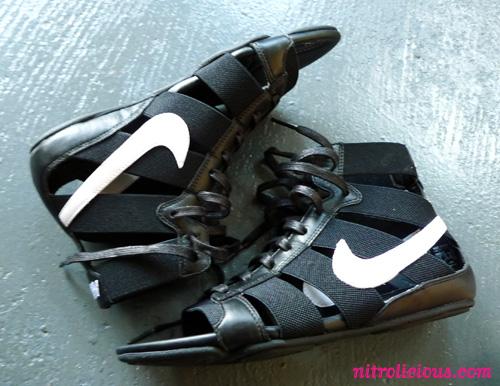 Femme Gladiateur Sandales Mid Nike Mid Sandales Nike Femme Gladiateur 1FlKJc