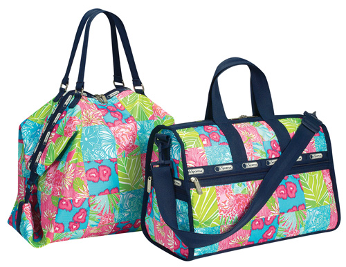 Lilly Pulitzer For Lesportsac Spring 2010 Collection