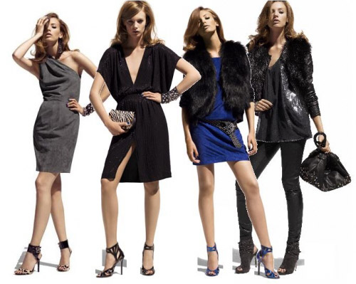 Jimmy Choo for H&M Women's Collection Preview [Official]