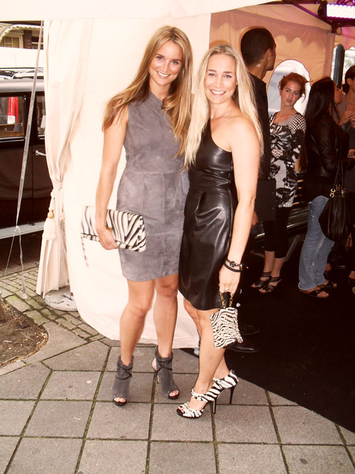 Jimmy Choo for H&M on Lexmond Sisters