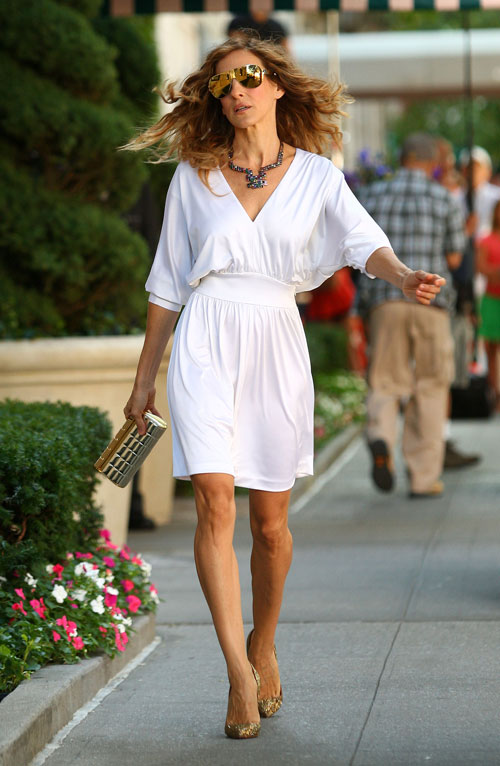 Sex and The City 2 Style: Sarah Jessica Parker ...