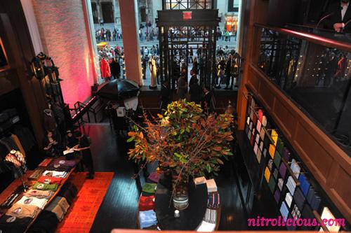 c8048332e0b5 Tommy Hilfiger Fifth Avenue Store Opening - nitrolicious.com