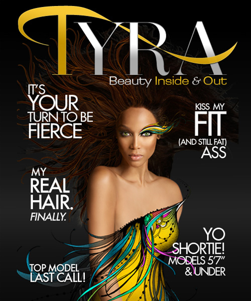 Tyra Banks Launches Tyra: Beauty Inside & Out Online