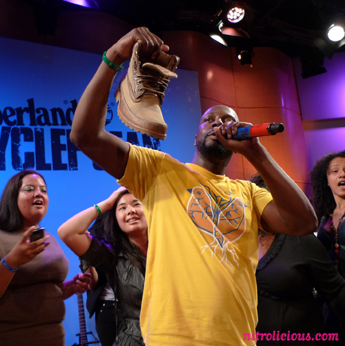 Timberland x Wyclef Earthkeepers Yéle Haiti Collection + Launch Event
