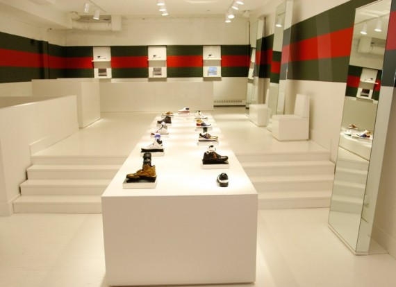 Gucci Icon-Temporary Store Preview | NYC