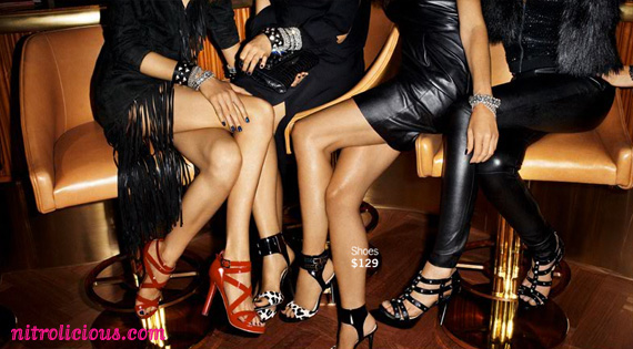 Jimmy Choo for H&M Ad Campaign + Commercial