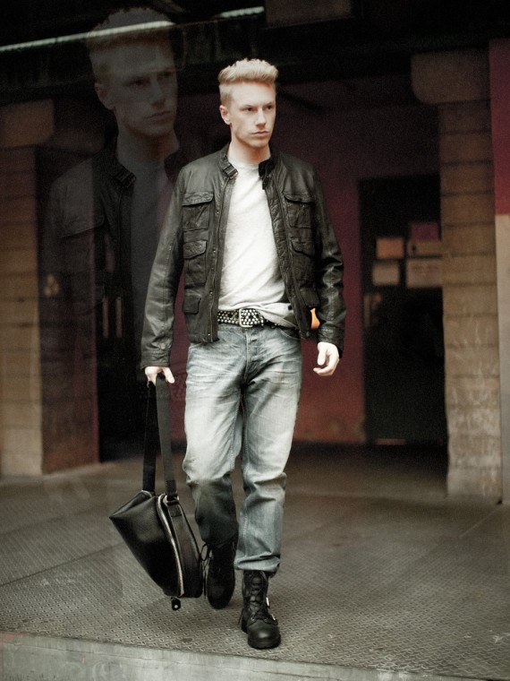 Jimmy Choo for H&M Men's Collection Editorial
