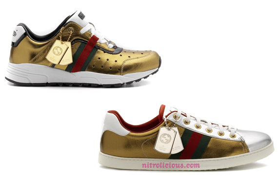 95b870ae2d36 Mark Ronson x Gucci Icon-Temporary Women s Sneakers - nitrolicious.com