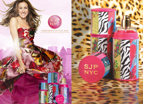 Sarah Jessica Parker's Newest Fragrance, SJP NYC