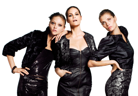 H&M Holiday 2009 Ad Campaign