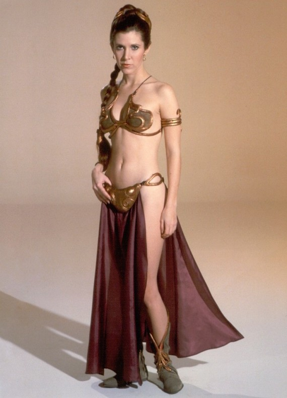 princess-leia-metal-bikini