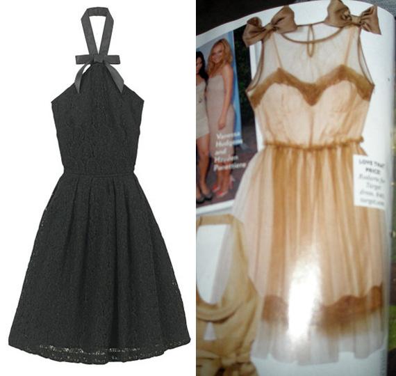 Rodarte for Target Lace Dresses - nitrolicious.com