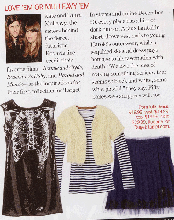 Rodarte for Target [Marie Claire]