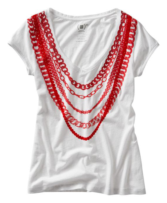 Stella McCartney for Gap (PRODUCT) RED T-Shirt ...
