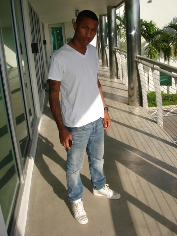 fc0f7bd5c290 Christian Louboutin Men s Spring 2010 + Pharrell Williams ...