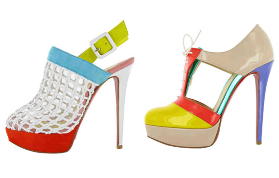 Christian Louboutin Women's Spring 2010 Collection [More Pics]