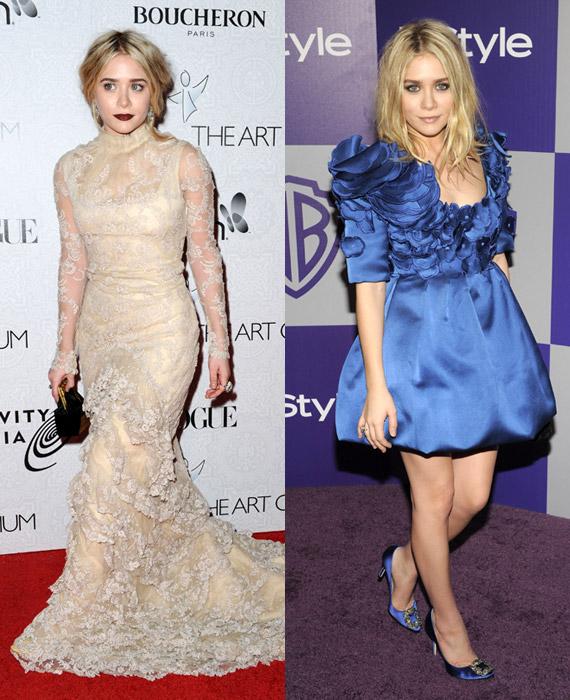 Ashley Olsen @ Art of Elysium & Golden Globe After Party