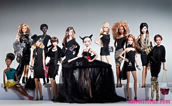 Barbie Basics x CFDA Designers [Full Look]