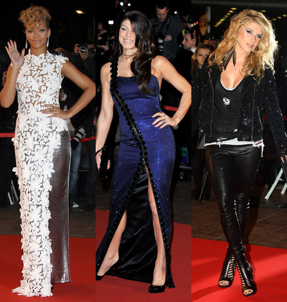 NRJ Music Awards 2010 in Cannes
