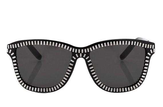 Alexander Wang Pointed Cat Eye Sunglasses