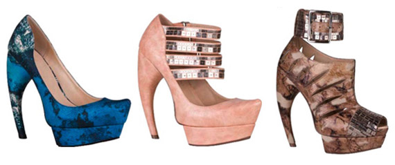 Christian Siriano for Payless Spring 2010 Collection Preview