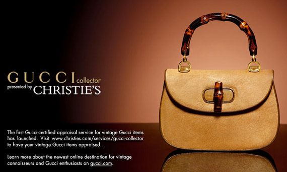 Christie's Gucci Collector