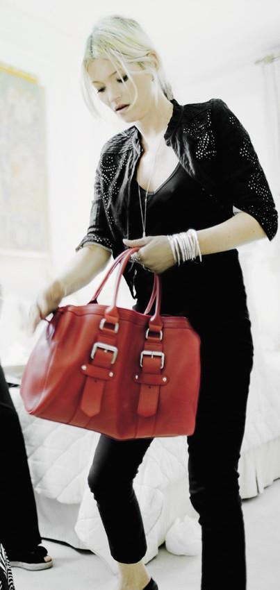 Kate Moss for Longchamp Handbag Collection