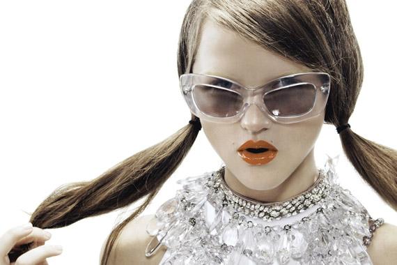 Prada Women's Spring/Summer 2010 Ad Campaign