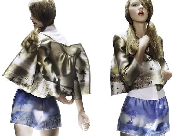 Prada Women's Spring/Summer 2010 Ad Campaign ...