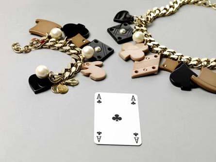 Stella McCartney's Alice in Wonderland Jewelry Collection