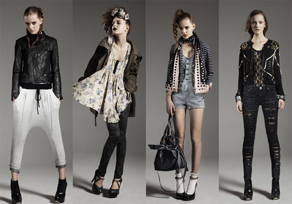 Topshop Spring 2010 Collection Preview