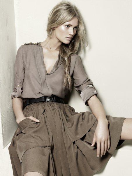 Zara Spring/Summer 2010 Collection Look Book Preview ...