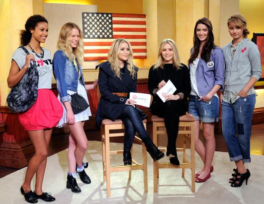 Want to Design for Mary-Kate & Ashley Olsen's Olsenboye Line?