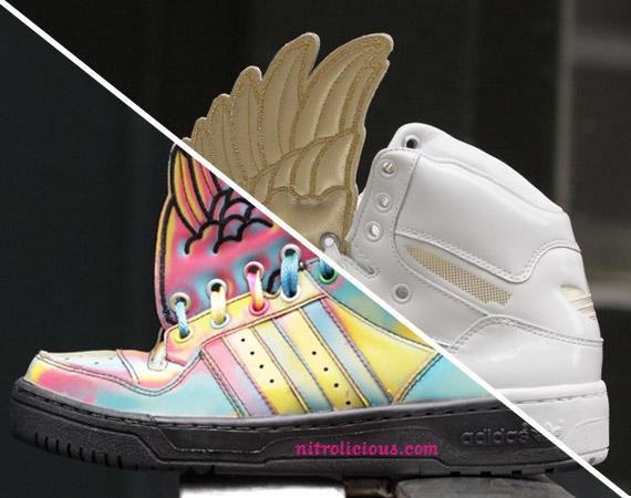 88e418b1166c Jeremy Scott for adidas Originals JS Wings