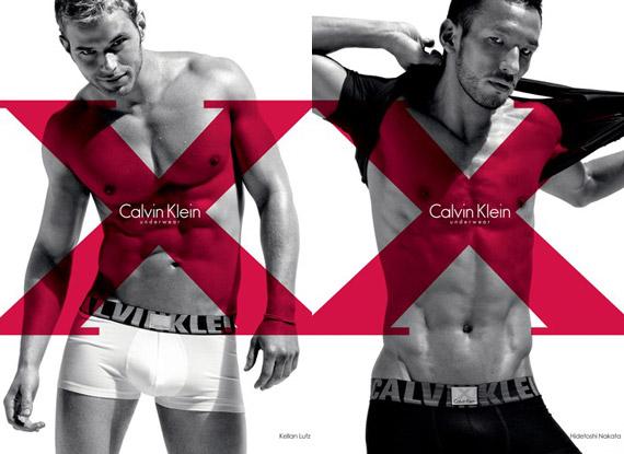 Twilight's Kellan Lutz for Calvin Klein Underwear Spring 2010 Ad Campaign