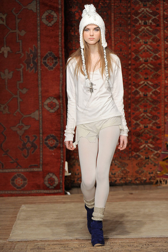 Erin Wasson x RVCA Fall 2010 Collection