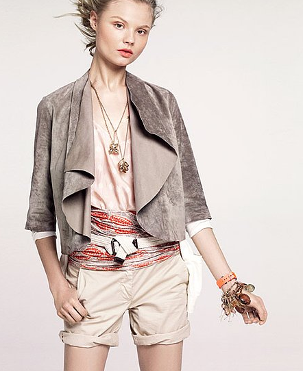 J.Crew Collection Spring 2010 Look Book