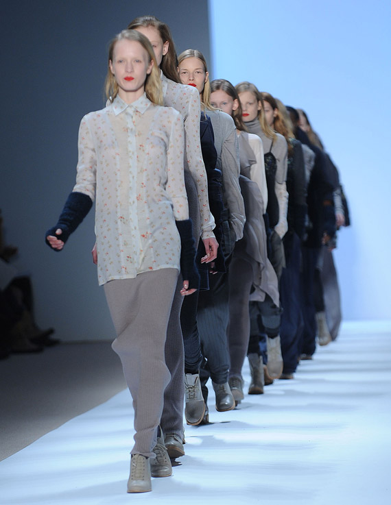 Richard Chai LOVE Women's Fall 2010 Fashion Show