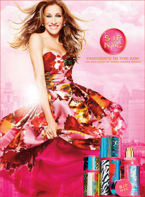 SJP NYC by Sarah Jessica Parker's New Fragrance
