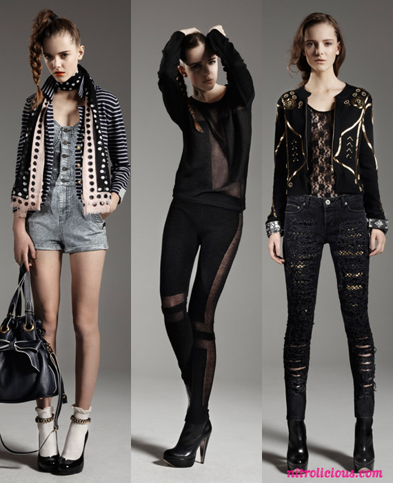 Topshop Spring 2010 Collection Look Book