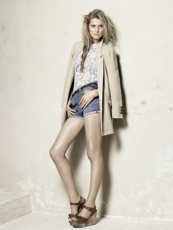 Zara Spring/Summer 2010 Collection Look Book ...