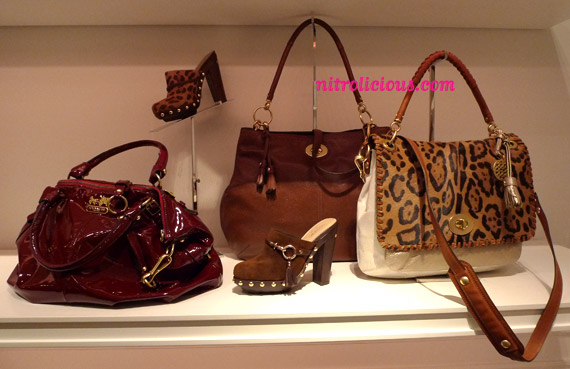 Coach Fall 2010 Collection Preview