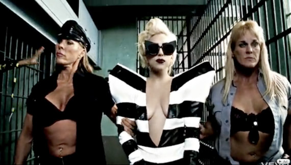 "Lady Gaga featuring Beyoncé ""Telephone"" [Official Video]"