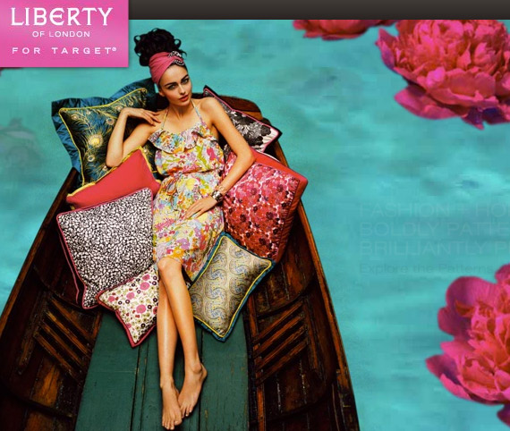 Liberty of London for Target [Available Now]